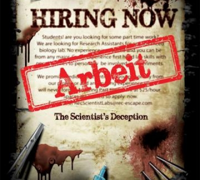 Arbeit: The scientist's deception