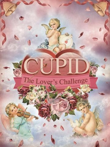 Escape Game Cupid: The Lover's challenge, Real Escape Challenge. Seoul.